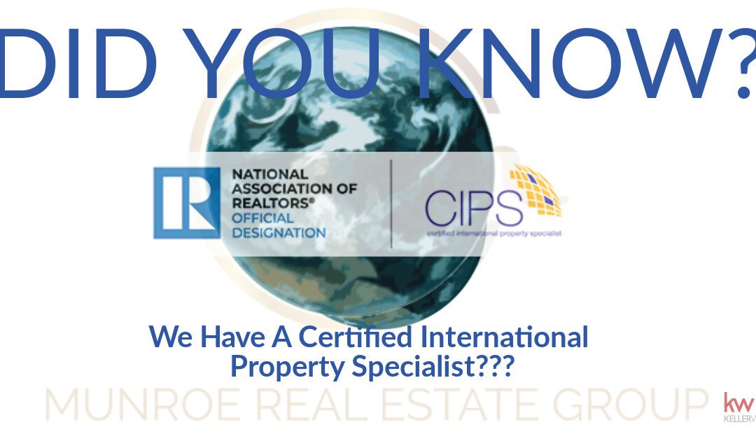 CIPS – Certified International Property Specialist Designation (CIPS)
